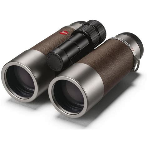 Leica Optics Ultravid 10x42 Hd-Plus Customized Binocular .